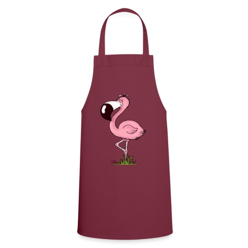 KinderShirt Flamingoo - Kochschürze