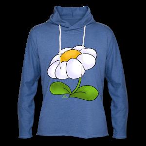 KinderShirt Blümschn - Leichtes Kapuzensweatshirt Unisex