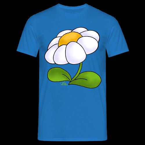 KinderShirt Blümschn - Männer T-Shirt