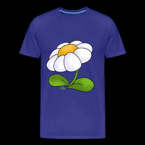 KinderShirt Blümschn - Männer Premium T-Shirt