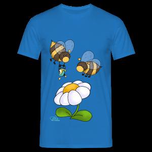 KinderShirt Hummelchen und Pummelchen - Männer T-Shirt
