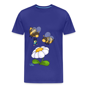 KinderShirt Hummelchen und Pummelchen - Männer Premium T-Shirt