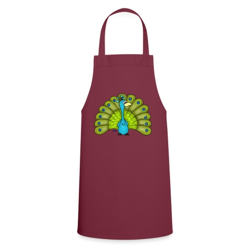 KinderShirt Pepe Pfau - Kochschürze