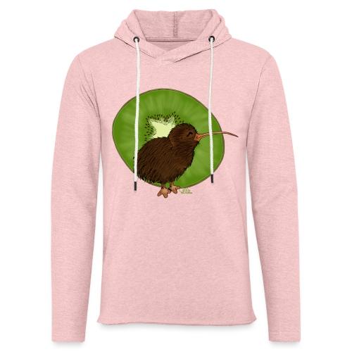 KinderShirt Kiwi² - Leichtes Kapuzensweatshirt Unisex