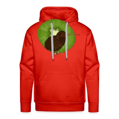 KinderShirt Kiwi² - Männer Premium Hoodie