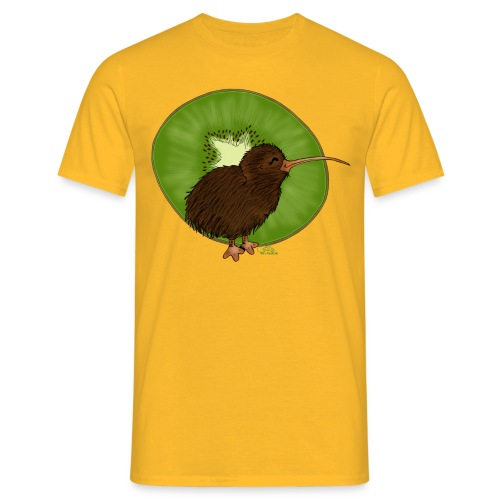 KinderShirt Kiwi² - Männer T-Shirt