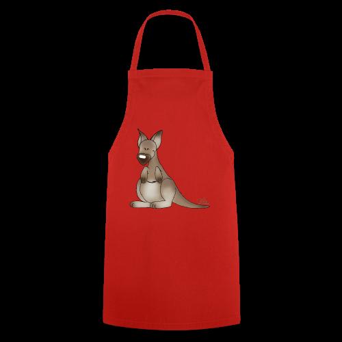 KinderShirt Kicherndes Känguruh - Kochschürze