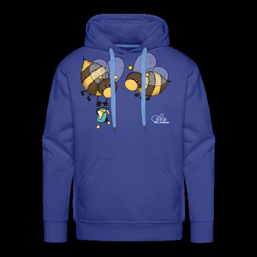 KinderShirt Hummelchen und Pummelchen - Männer Premium Hoodie