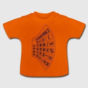 math calculator 2 Shirts - Baby T-Shirt
