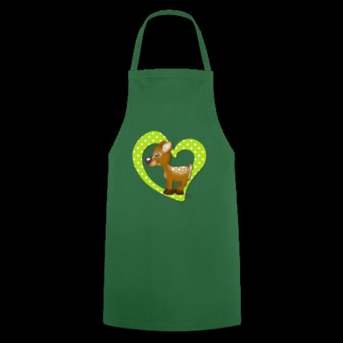 TeenieShirt Kira Kitzi Äpfelchen - Kochschürze