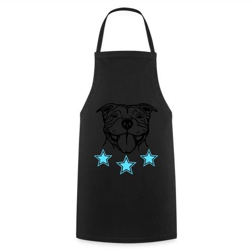 Perro Estrella. Niños camiseta clásica - Delantal de cocina