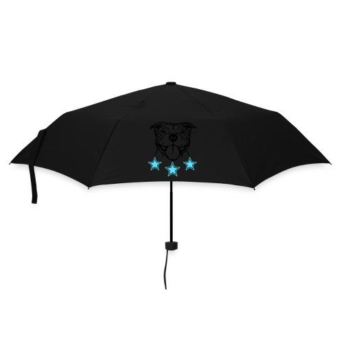 Perro Estrella. Niños camiseta clásica - Paraguas plegable
