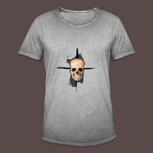 Sardegna, Pirate skull (donna) - Maglietta vintage da uomo