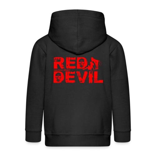 BELGIAN-RED-DEVIL  - Veste à capuche Premium Enfant