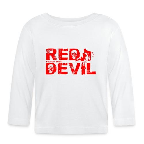 BELGIAN-RED-DEVIL  - T-shirt manches longues Bébé