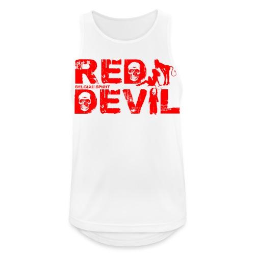 BELGIAN-RED-DEVIL  - Débardeur respirant Homme