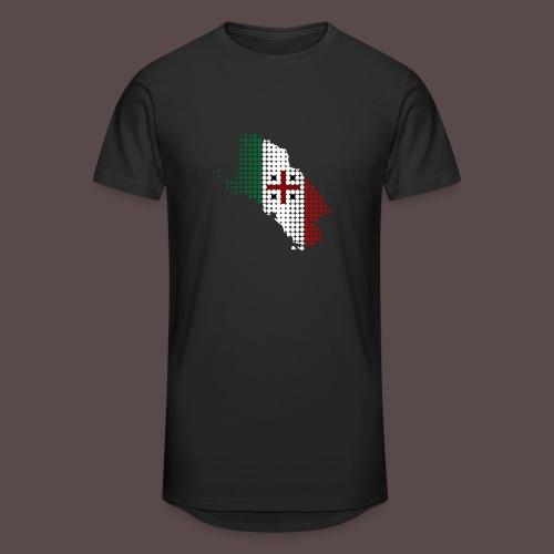 Sardegna, Tricolore Sardo (uomo) - Maglietta  Urban da uomo