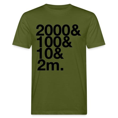 Henley 2112m - Men's Organic T-shirt
