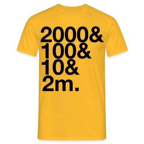 Henley 2112m - Men's T-Shirt