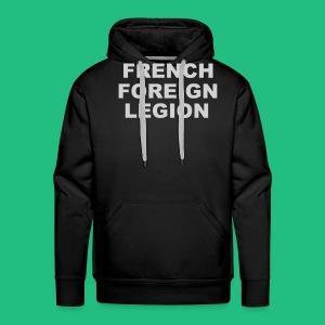 XXXL RIGHT - Sweat-shirt à capuche Premium pour hommes