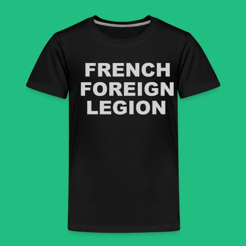 XXXL RIGHT - T-shirt Premium Enfant