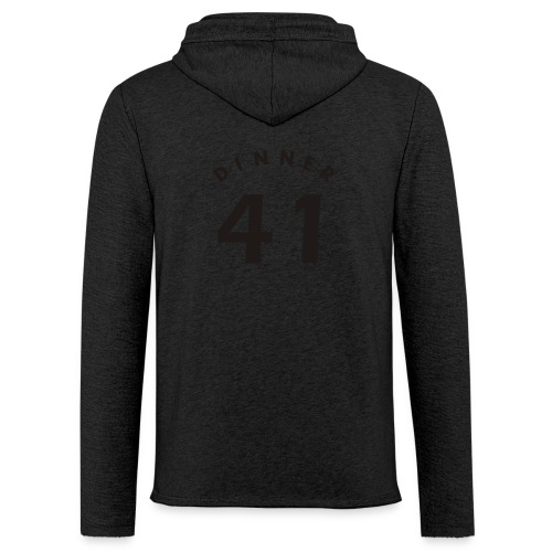 Dinner fo(u)r One - Light Unisex Sweatshirt Hoodie