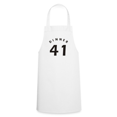 Dinner fo(u)r One - Cooking Apron