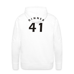 Dinner fo(u)r One - Men's Premium Hoodie