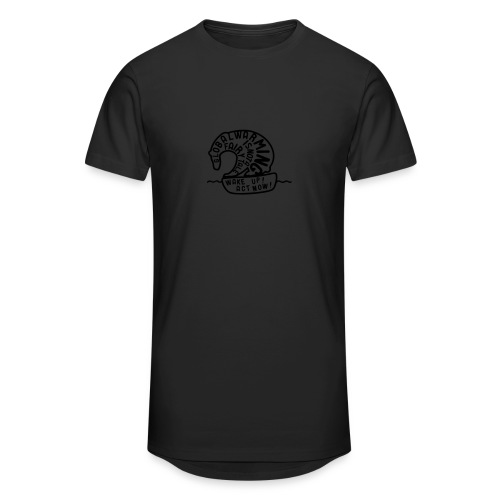 Global Warming - Männer Urban Longshirt