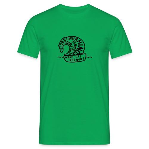 Global Warming - Männer T-Shirt