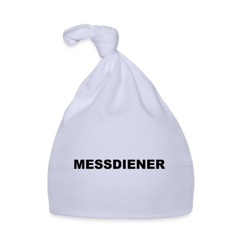 MESSDIENER - blue|white (Boys) - Baby Mütze
