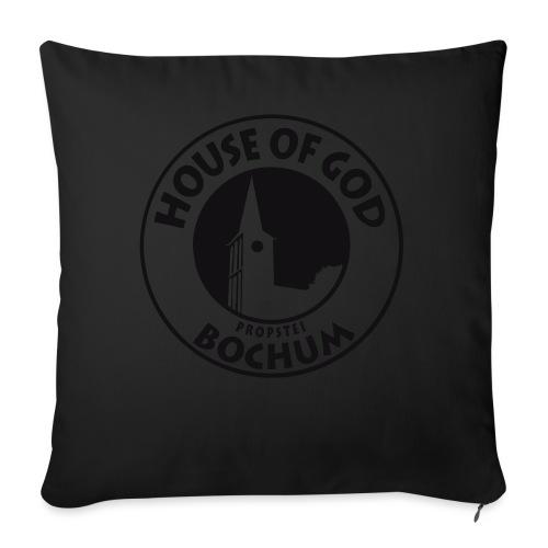 H.O.G. Bochum-black|gold (Girls) - Sofakissenbezug 44 x 44 cm