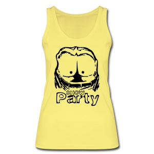 Aftershowparty - Frauen Bio Tank Top von Stanley & Stella