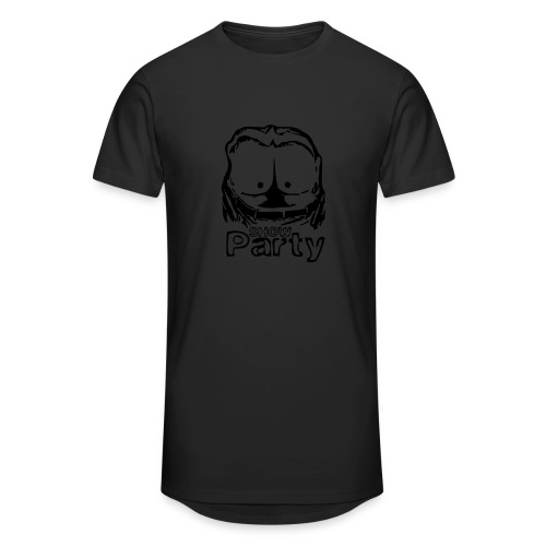 Aftershowparty - Männer Urban Longshirt