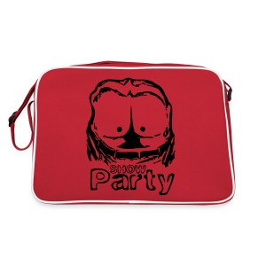 Aftershowparty - Retro Tasche