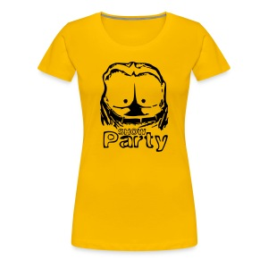Aftershowparty - Frauen Premium T-Shirt
