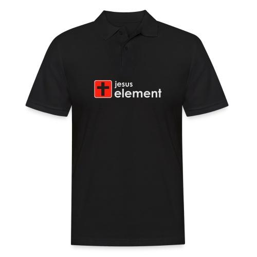 ELEMENT-red|light (Girls) - Männer Poloshirt