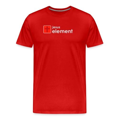 ELEMENT-red|light (Girls) - Männer Premium T-Shirt