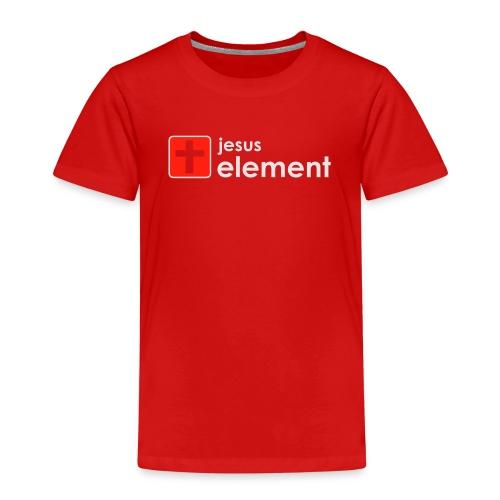 ELEMENT-red|light (Girls) - Kinder Premium T-Shirt