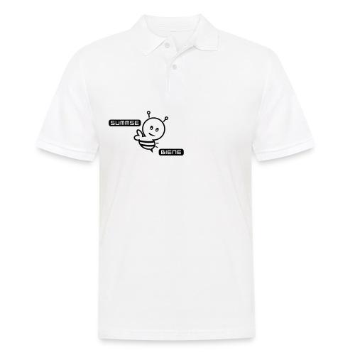 Summsebiene - Männer Poloshirt