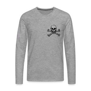 YARR! - Männer Premium Langarmshirt