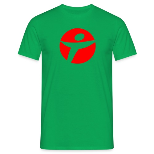 CHRISTUS-green|yel. (Boys) - Männer T-Shirt