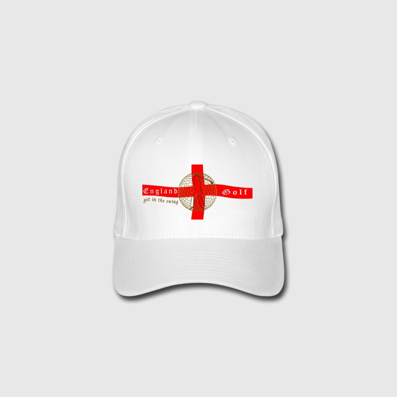 England golf swing Caps & Hats - Flexfit Baseball Cap