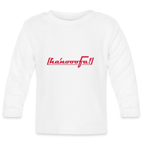 ABSOLUT HANNOVER BEKENNER JUNGS-SHIRT - Baby Langarmshirt
