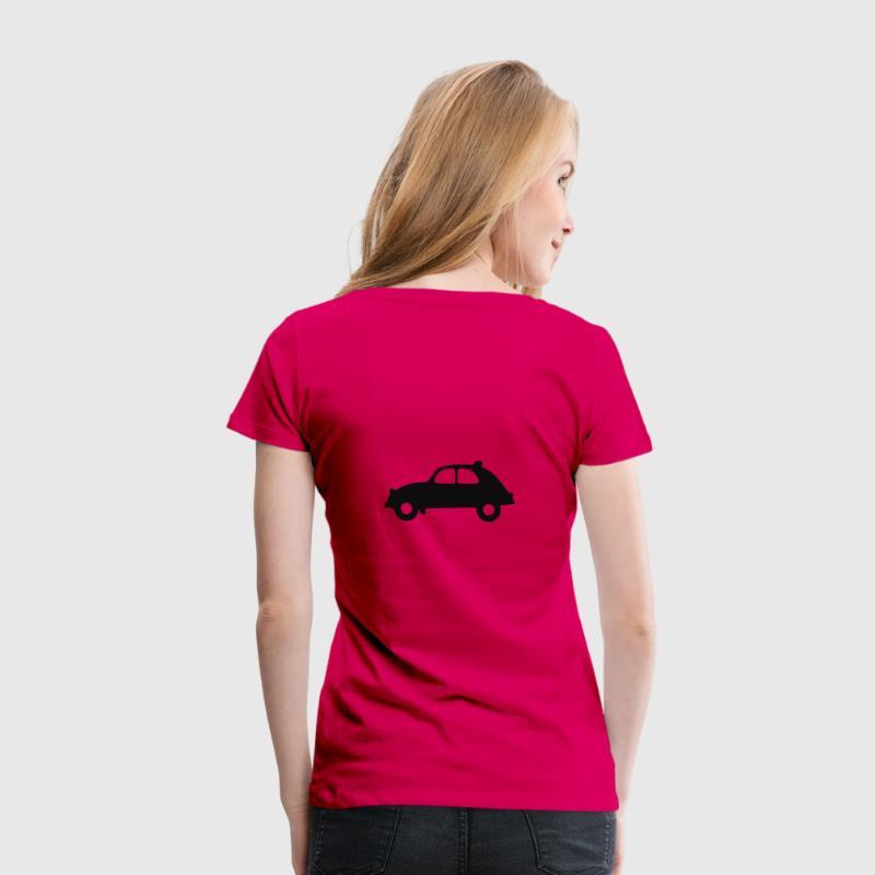 2CV T-Shirt - Women's Premium T-Shirt