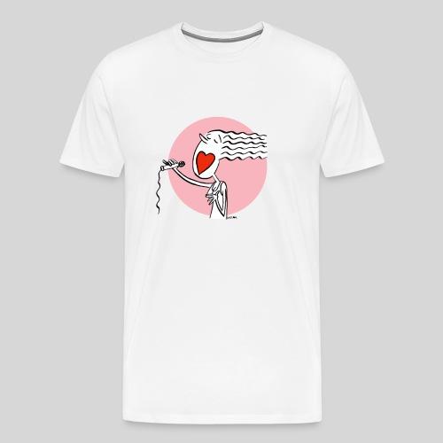 lovesong - Männer Premium T-Shirt