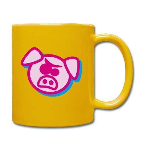 Angry pig - Full Colour Mug