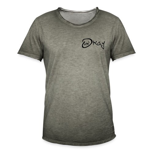 m´kay - okay - Men's Vintage T-Shirt