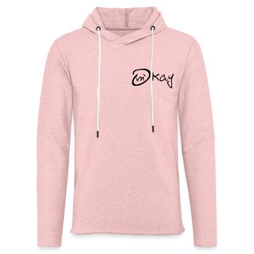 m´kay - okay - Light Unisex Sweatshirt Hoodie