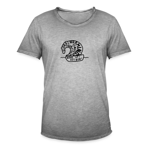 Global Warming - Men's Vintage T-Shirt